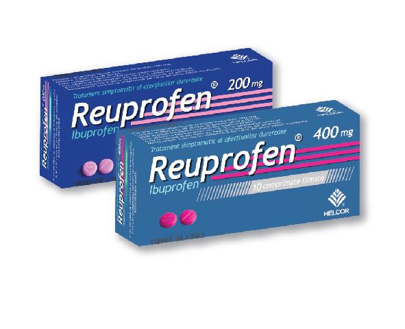 recenzii de ibuprofen pentru durerile articulare